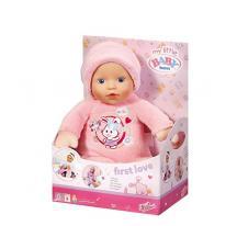 Zapf Creation Baby Born 822517 Bábika First Love s pesničkou