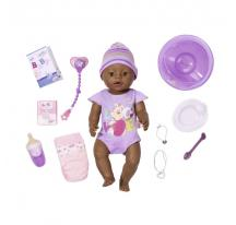Zapf Creation Baby Born 822029 Interaktívna Bábika Ethnic  černoško