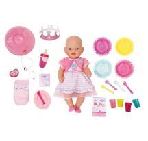 Zapf Creation 822036 Bábika Baby Born Interaktívna narodeninová