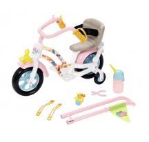 Zapf Creation 823699 Baby Born Bicykel pre bábiku