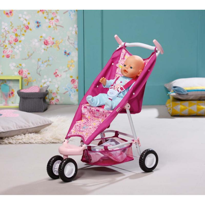 Baby Born trojkolesový kočík