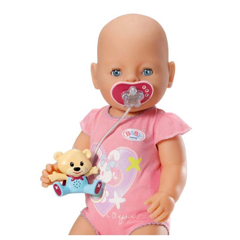 Baby Born Interaktívny cumlík