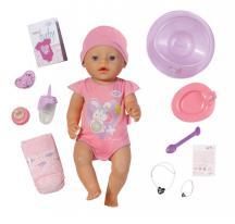 Bábika Baby Born Interaktívna dievčatko