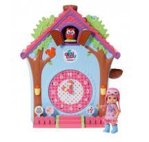 Zapf creation Chou Chou Mini 902277 - Kukučkový domček pre mini sovičky