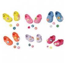 Zapf Creation Baby Born 822067 - Gumené sandálky