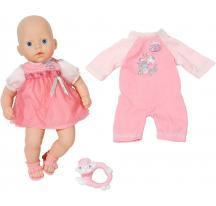 Zapf Creation Baby Annabell My First 794333 - Bábika s ružovou sadou