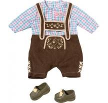 Zapf Creation Baby Born 822869 Chlapčenský kroj