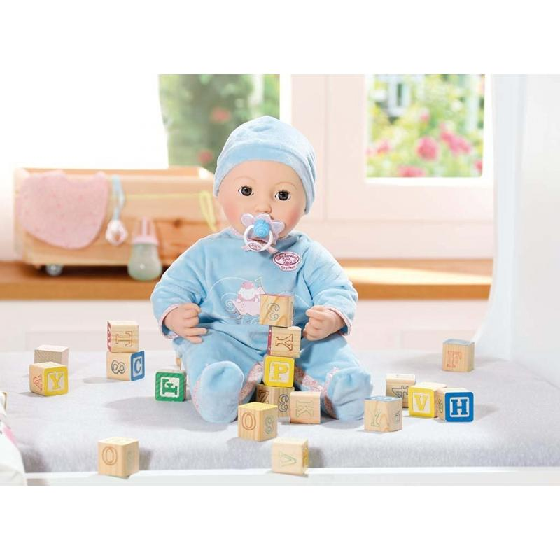 Zapf Creation Baby Annabell 794654 Bábika chlapček 46 cm