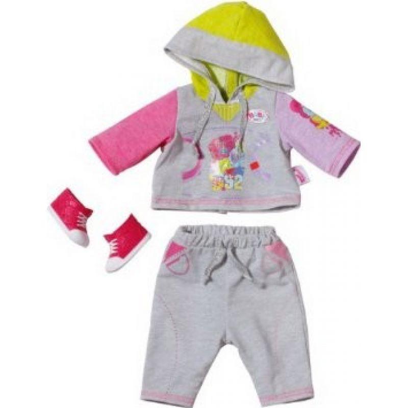 Zapf Creation Baby Born 821329 Súprava na jogging