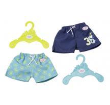 Zapf Creation 825457 Baby Born Plavky - Kraťasy 2 druhy