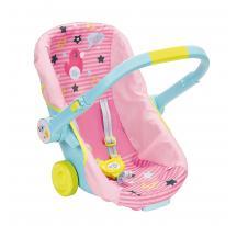 Zapf Creation 824412 Baby Born Prenosná sedačka s kolieskami