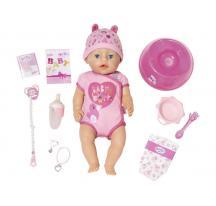 Zapf creation 824368 BABY born ® Soft Touch Dievčatko interaktívna bábika