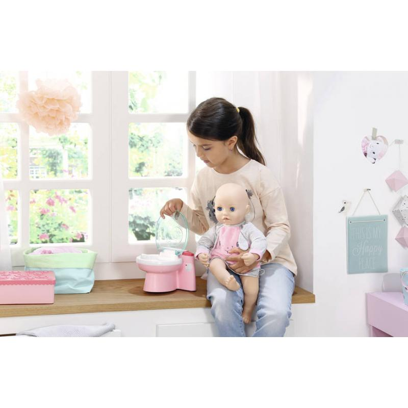 Zapf creation 700723 Baby Annabell ® Zábavná toaleta