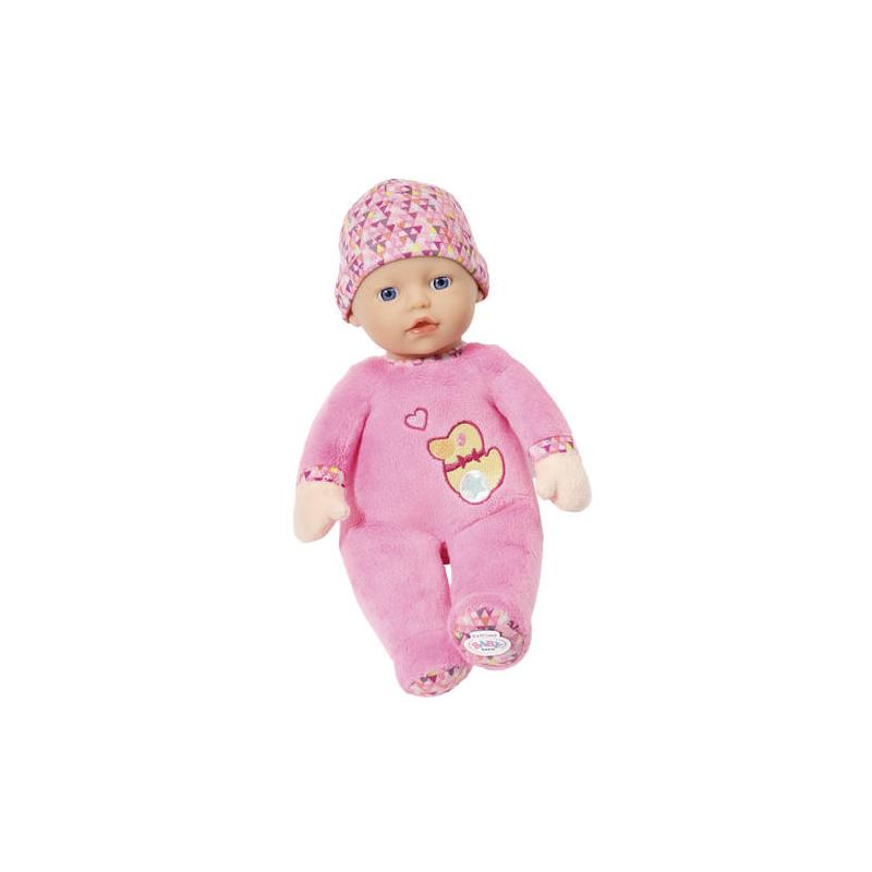 Zapf creation 825310 BABY born ® First Love Bábika s hrkálkou 30 cm