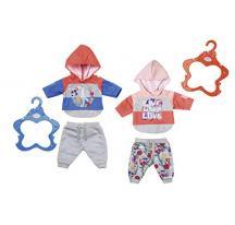 Zapf Creation Baby Born 826980 Oblečenie tepláková súprava