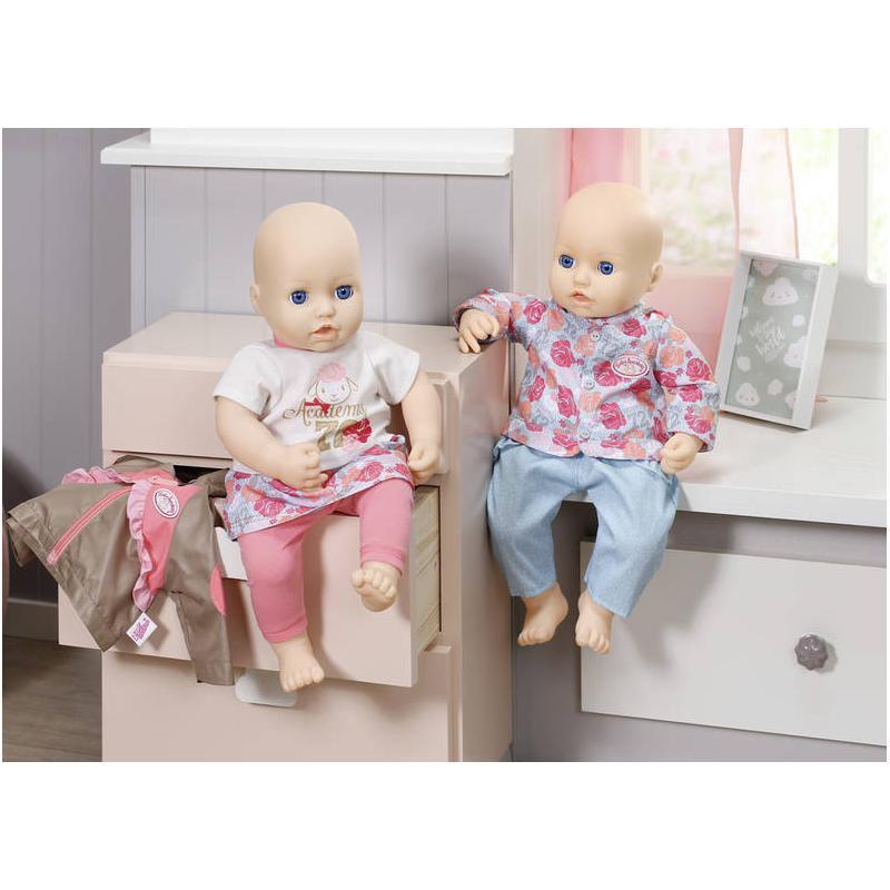 Zapf Creation 701973 Baby Annabell Džínsové oblečenie 43 cm
