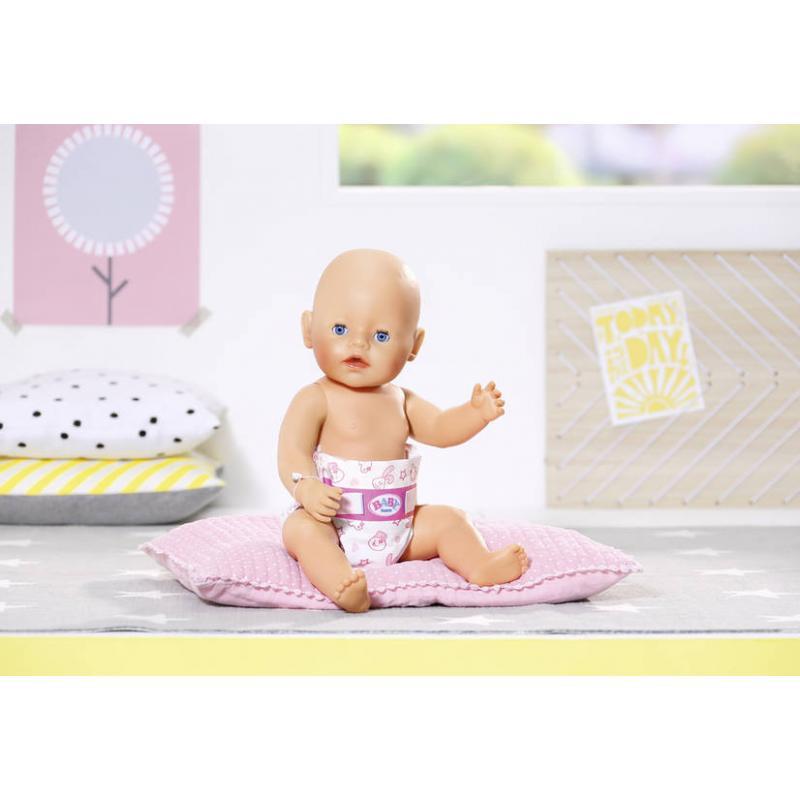 Zapf creation 826508 BABY born Plienky - balenie 5 ks