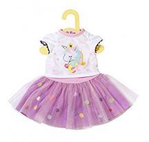 Zapf creation 870495 Dolly Moda Tričko s tutu sukienkou 43 cm