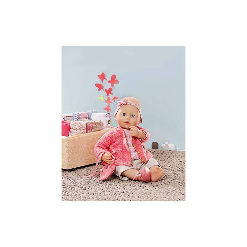 Zapf creation 793725 Baby Annabell Súprava s pleteným svetríkom 46 cm