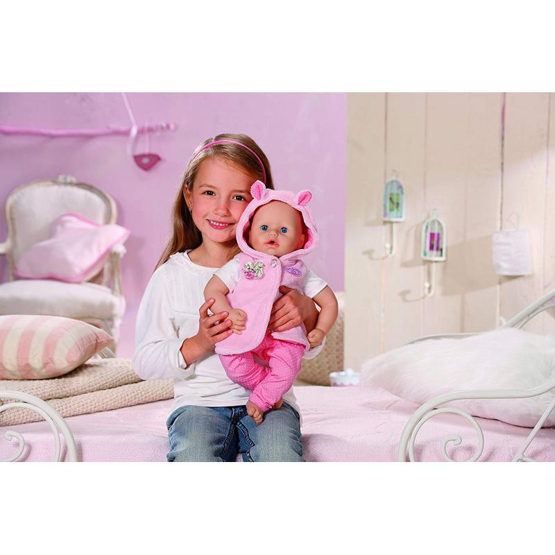 Zapf Creation 794050 Baby Annabell Oblečenie so zajačími uškami