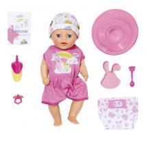 Zapf Creation 827321 BABY born Soft Touch Little dievčatko 36 cm 2019