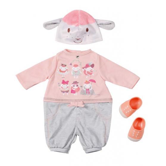 Zapf Creation 794623 Baby Annabell Súprava pre voľný čas 43 cm