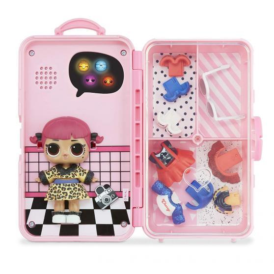 L.O.L. Surprise Kufrík s doplnkami bábika Cherry