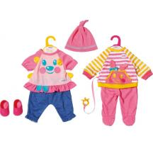 Zapf creation 827376 BABY born Little Oblečenie na hranie 2 druhy 36 cm
