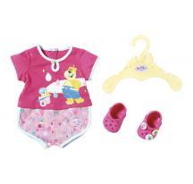 Zapf creation 827437 BABY born ® Pyžamko a papučky 43 cm