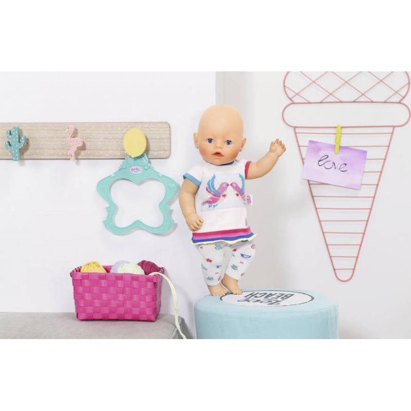 Zapf creation 826966 BABY born Pletené oblečenie 43 cm