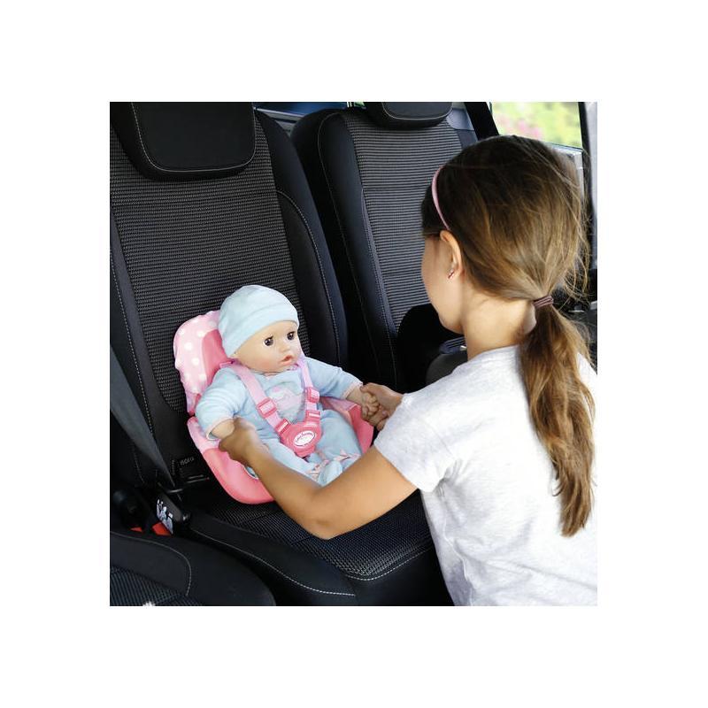 Zapf creation 701140 Baby Annabell Autosedačka