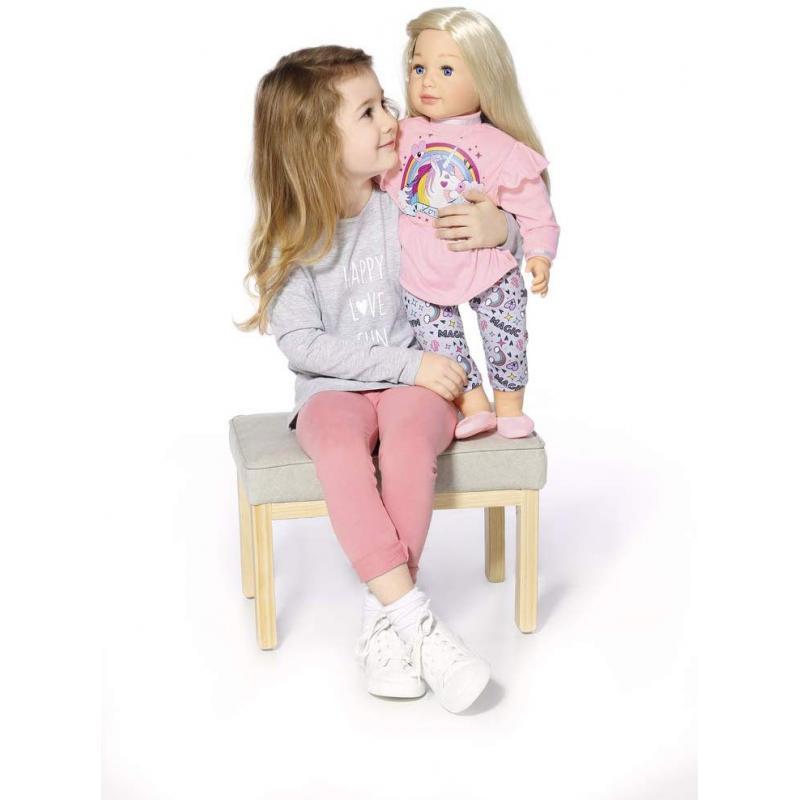 Zapf Creation 877654 Sally bábika 63 cm