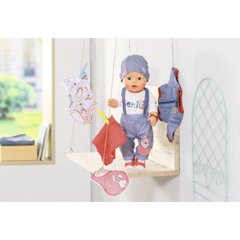 Zapf creation 826928 BABY born Súprava oblečenia Deluxe 43 cm
