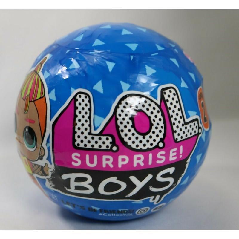 L.O.L. Surprise Bábika Chlapec séria 2 new