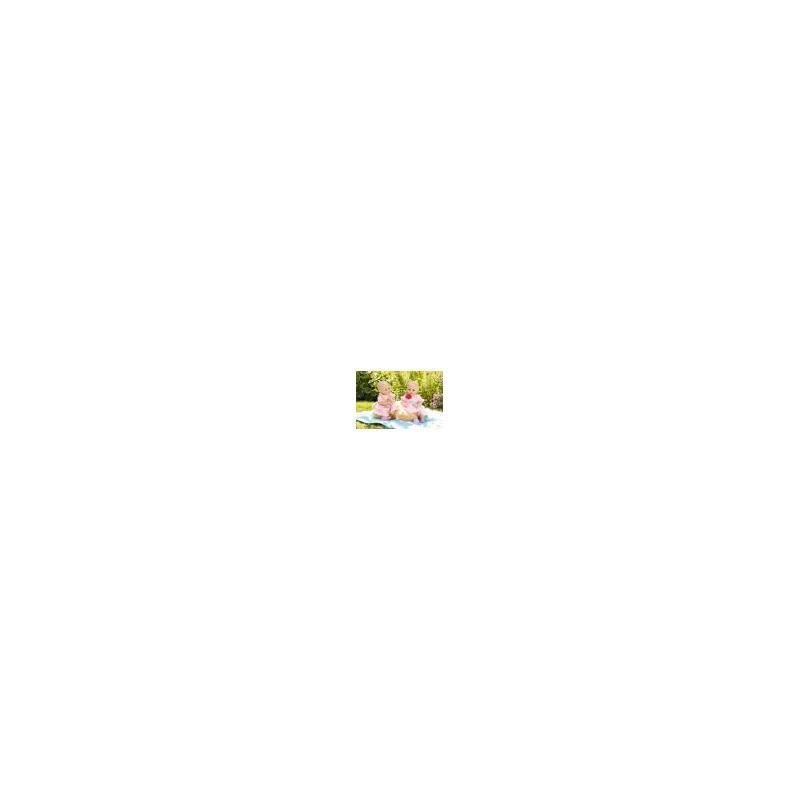 Zapf creation 703083 Baby Annabell Šatôčky na von 43 cm