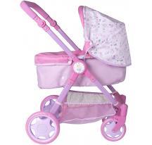 Baby Born 1423578 Rozkladací kočík 6v1