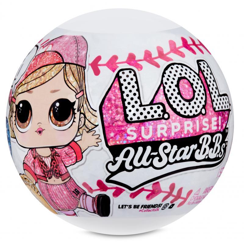 L.O.L. SURPRISE ALL STAR B.B.S