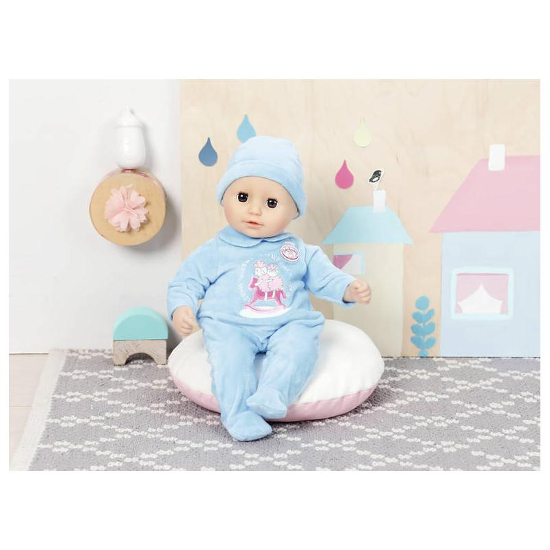 Zapf creation 702567 Baby Annabell Little Alexander bábika 36 cm