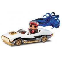 L.O.L. Surprise Závodné auto na diaľkové ovládanie s J.K. bábikou