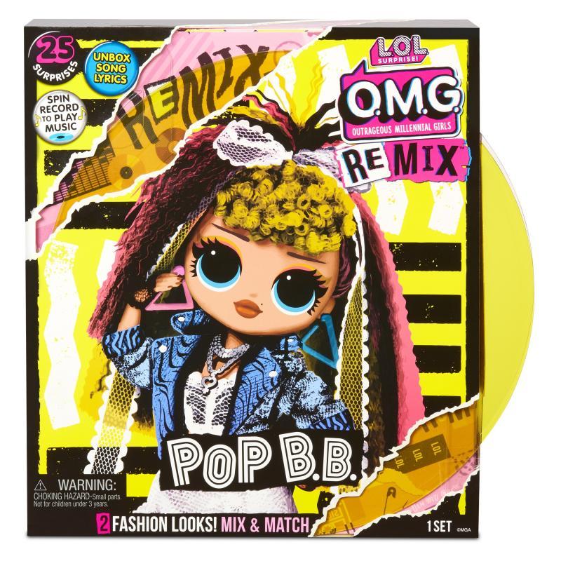 L.O.L. Surprise OMG Remix Veľká sestra Pop B.B.