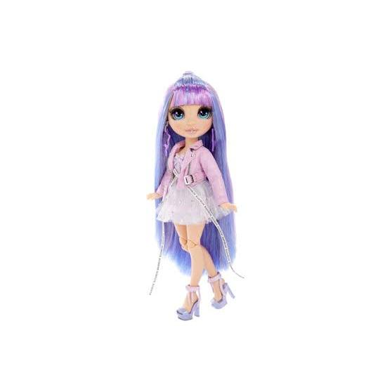 Rainbow High Fashion bábika Violet Willow