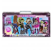L.O.L. Surprise OMG ReMix Box plný prekvapení