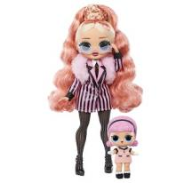 L.O.L. Surprise OMG Módna bábika Winter Chill Big Wig & Madame Queen s 25 prekvapeniami