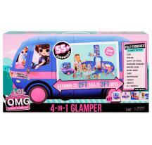 L.O.L. SURP GLAMPER 4V1