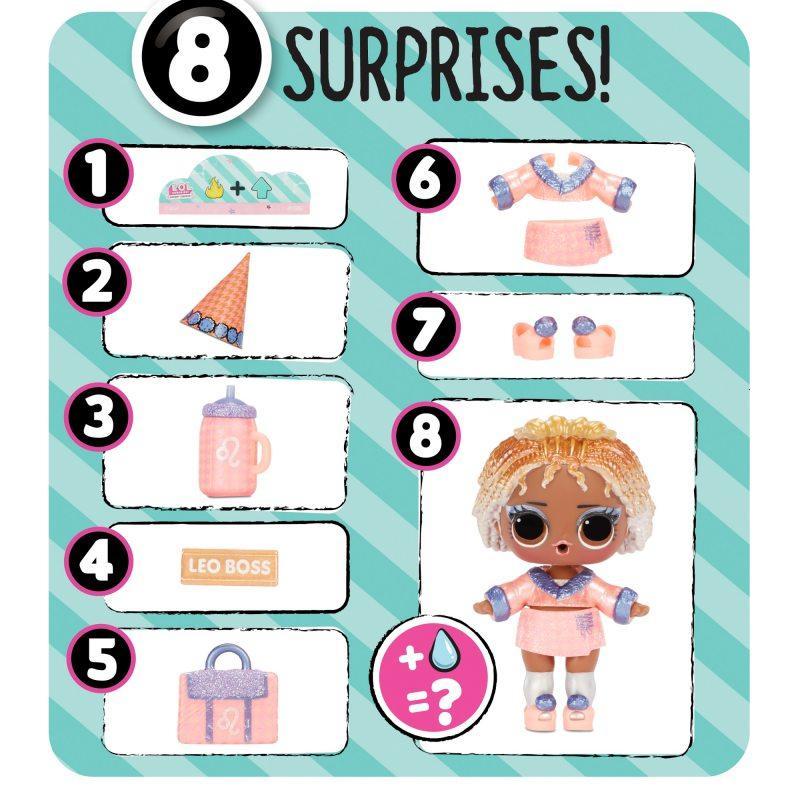 L.O.L. Surprise Party bábika Deluxe