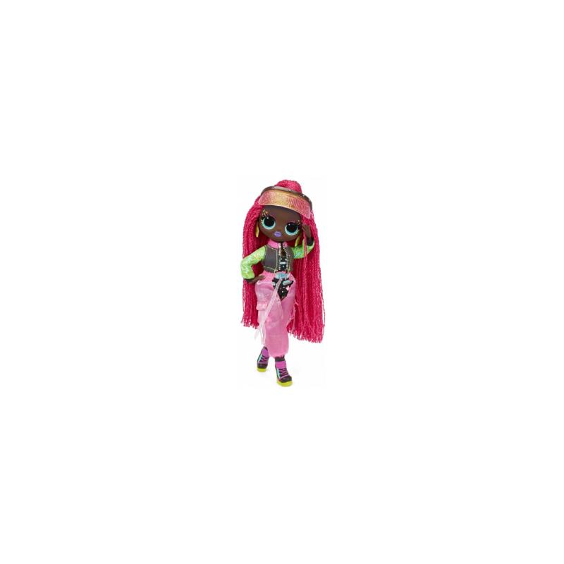 L.O.L. Surprise OMG Dance Virtuelle módna bábika s 15 prekvapeniami