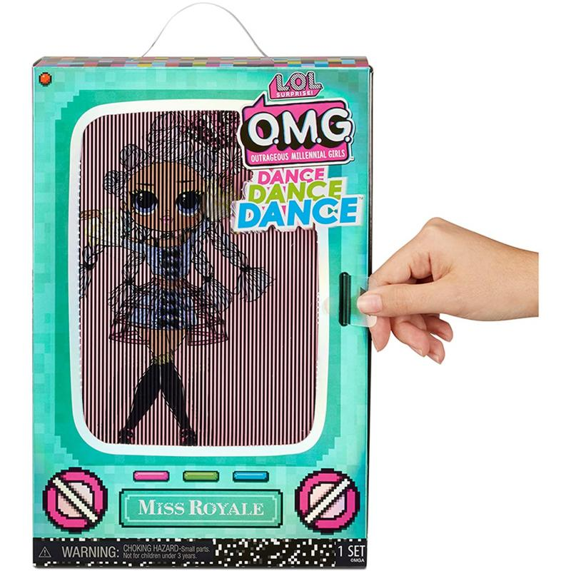 L.O.L. SURP OMG DANCE MISS ROY