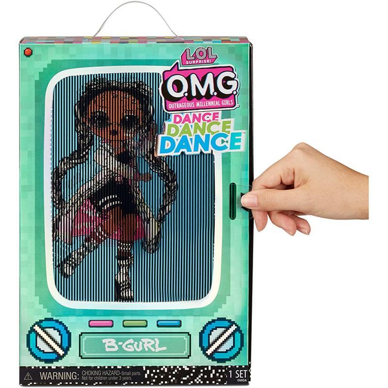L.O.L. SURP OMG DANCE B-GURL