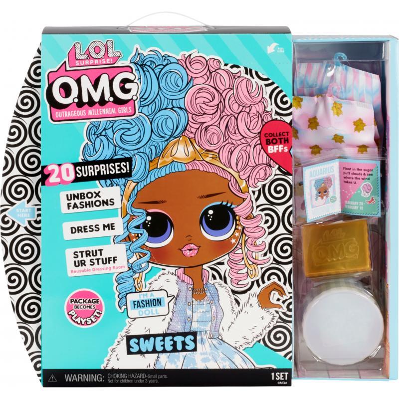 L.O.L. Surprise OMG Veľká sestra Sweets