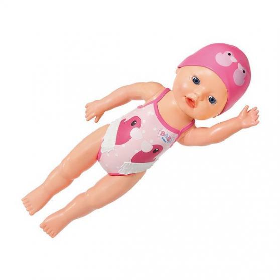 Zapf Creation 827901 BABY born My First Plaváčik 30 cm